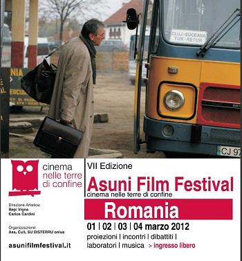 Romania ospite dell'Asuni film festival