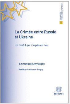La Crimée entre Russie et Ukraine