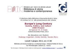 Europe_s long century