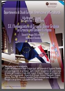 La Croazia nell'Unione Europea