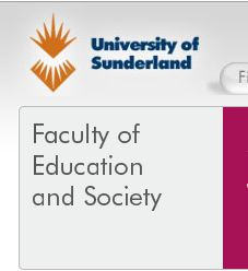 Faculty of Education and Society at the University of Sunderland