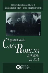 Quaderni casa romena