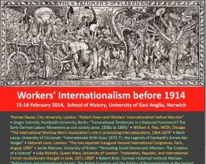 Workers_ Internationalism before 1914