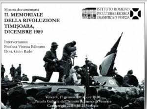 memoriale rivoluzione