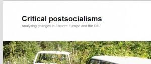 Critical postsoacialism