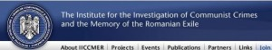 Institute for the Investigation of Communist Crimes and the Memory of the Romanian Exile