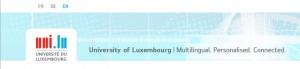 Universite du Luxembourg