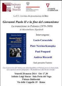 Giovanni Paolo II e la fine del comunismo