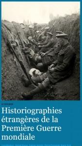 Historiographies étrangères de la Première Guerre mondiale