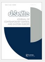 Debatte_ Journal of Contemporary Central and Eastern Europe