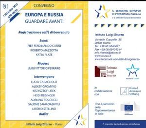 Europa e Russia