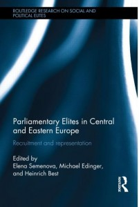Parliamentary Elites in Central and Eastern Europe