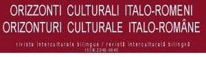 Orizzonti culturali italo-romeni