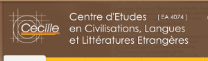 Centre d'Etudes en Civilisations, Langues et Littératures Etrangères