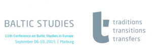 Conference on Baltic Studies in Europe (CBSE)