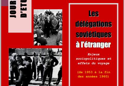 Les délégations soviétiques à l'étranger