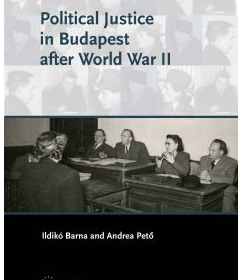 Political Justice in Budapest after WWII